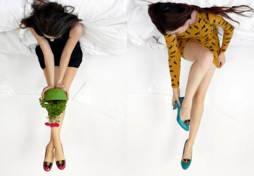 holala,clip,chaussures,création
