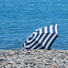 st laurent du var,plage,été