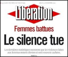 Le silence tue-Titre Libé.JPG