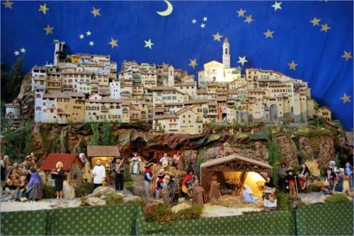 Lucéram- Le village en crèche-PhotosLP Fallot.jpg