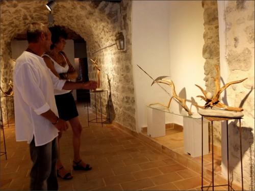 Expo des sculptures de Philippe Taillard  à Puget-Théniers.jpg