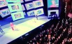 Ecran tv - E Riva aux Césars-PhotosLP.JPG