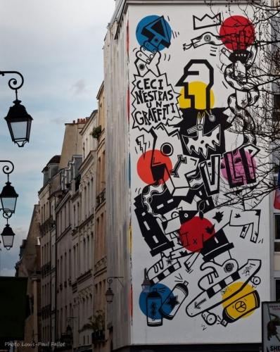 street art,mur,paris,défifoto