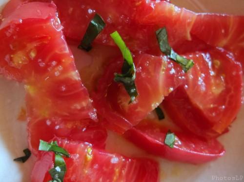 tomate,salade