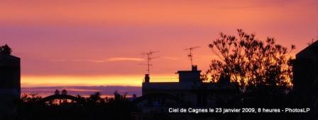 Ciel- Cagnes-23 janvier 2009 - 8h-PhotosLP.JPG