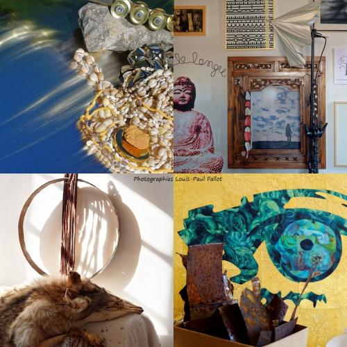 exposition,les 9 vies du château,artistes,photographies