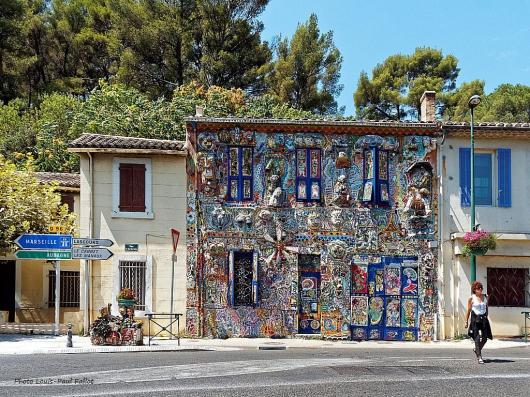 danielle jacqui,maison,celle qui peint,devise