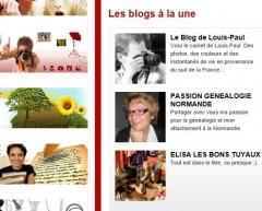 Les blogs à la une chez Haut et Fort.JPG