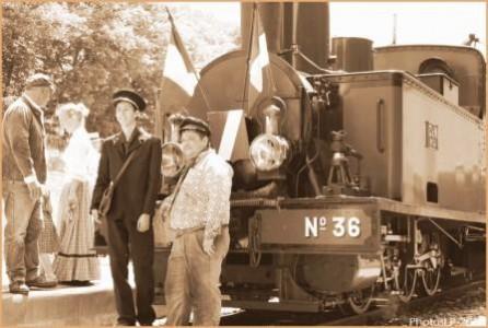 La loco à vapeur à Annot le 28 juin 2008-Photo Louis-Paul FALLOT.jpg
