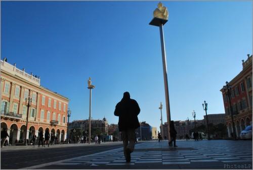 Sur la place Masséna-Janvier 2011-PhotoLP Fallot (2).jpg
