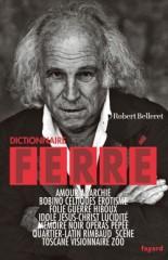 Couverture du livre Dictionnaire Ferré de Robert Belleret.jpg