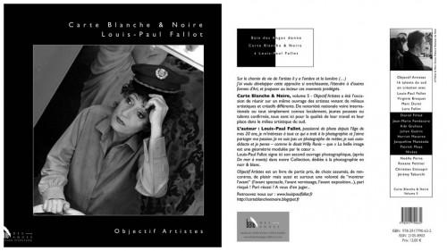 livre,objectif artistes,éditions baie des anges,carte blanche et noire