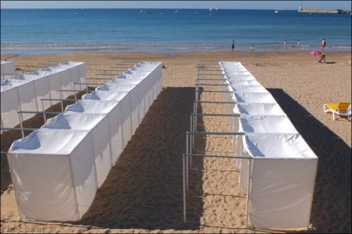 carnet de voyage été 2012,sables d'olonne,remblai,plage