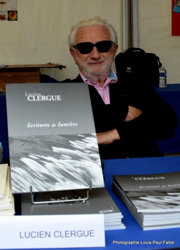 Lucien Clergue à Nice en 2013-Photo LP Fallot.JPG