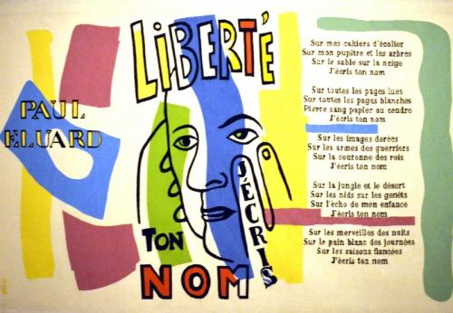 Autour du poème Liberté. Paul Eluard et Fernand Léger  (2).JPG