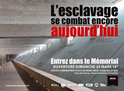 nantes,mémorial,esclavage,photo
