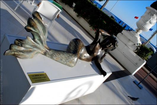 Sirène de Diana au Negresco-PhotosLP Fallot.jpg