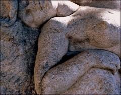 la baigneuse endormie,marcel bouraine,renoir,cagnes,sculpture,patrimoine
