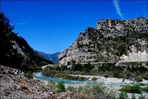 pont de la reine jeanne,haute-provence,coulomp,ballade,printemps